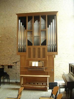 Het De Koff-orgel in de Geref.Kerk